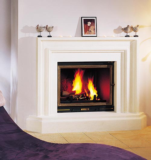 Seguin Multivision 8000 Cheminee Fireplace