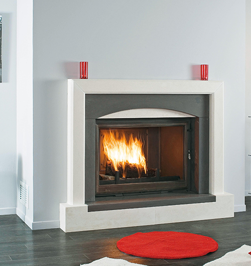 Seguin Super 9 Cheminee Fireplace - Sculpt Fireplace Collection