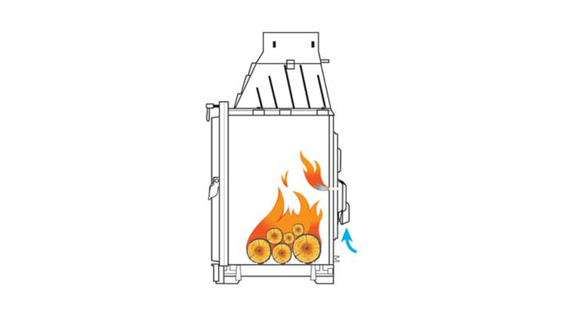 Sculpt Fireplaces DAFS: Combustion Optimisation - Woodpecker Heating, Cooling, Fireplaces & BBQ's Melbourne and Mornington Peninsula - Sculpt Fireplace Collection Australia and New Zealand
