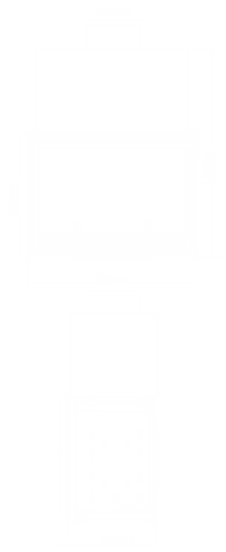 Seguin Multivision Hydro80 3V