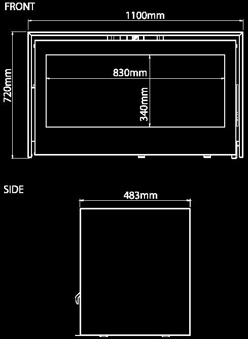 Axis I1000IB Single Sided