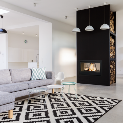 Axis Wood Fireplaces: Contemporary Excellence French Wood Fireplaces - Sculpt Fireplace Collection Australia and New Zealand